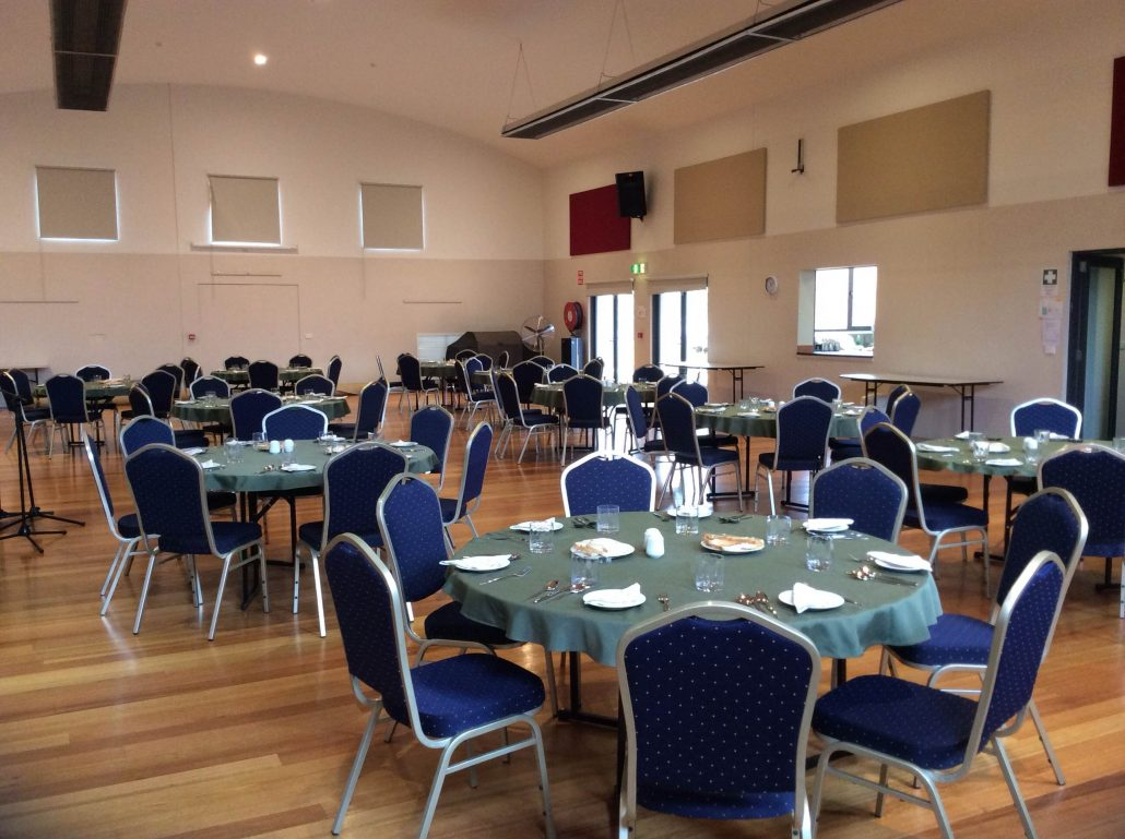 Singleton church hall hire